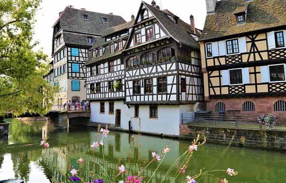 La petite France (Quartier à Strasbourg)