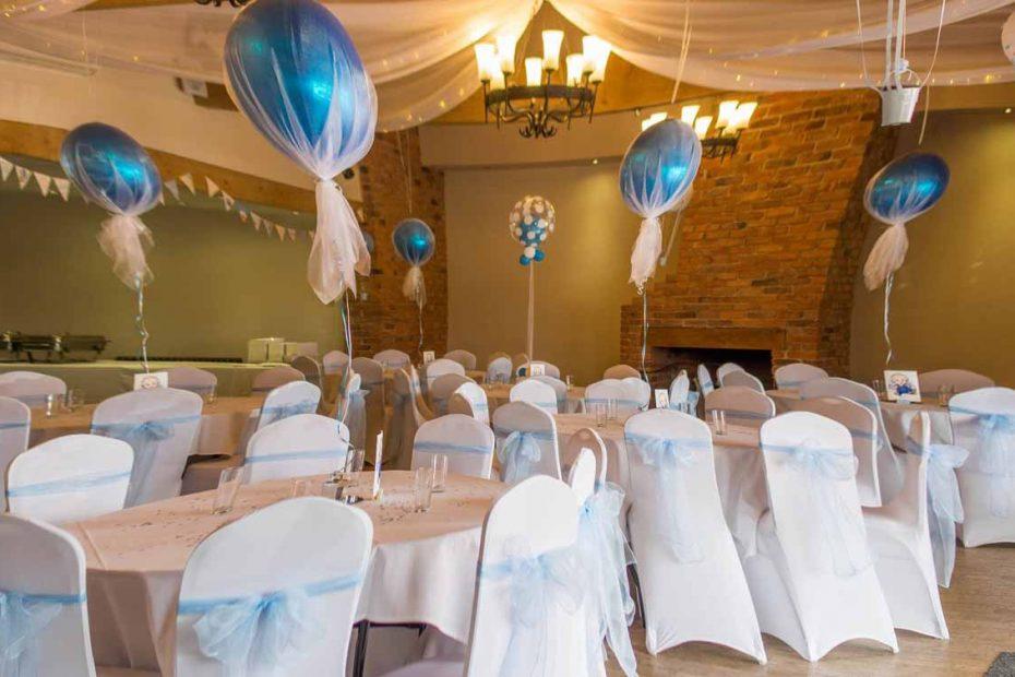 Image d'une salle de mariage