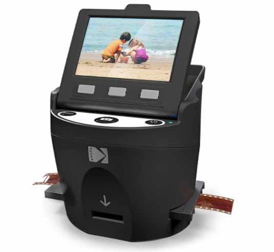 Un scanner de diapositive