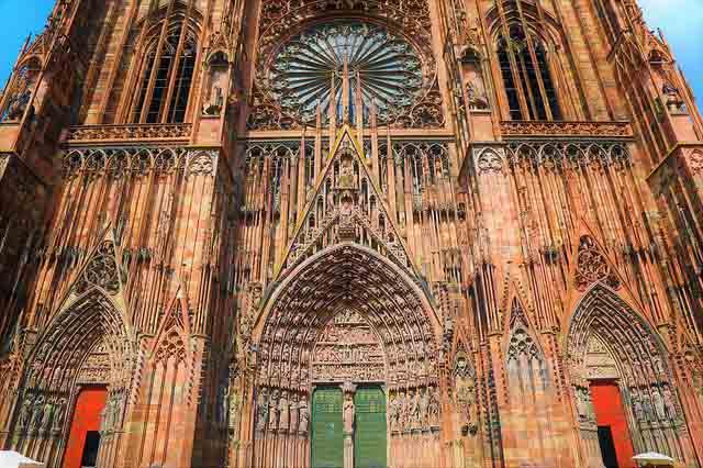 La cathédrale de Strasbourg : image 3