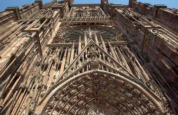 La cathédrale de Strasbourg : image 1