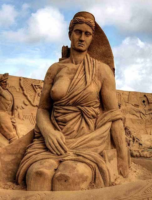 Artémis : la déesse de la virginité