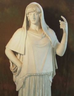 Hestia : la déesse du foyer