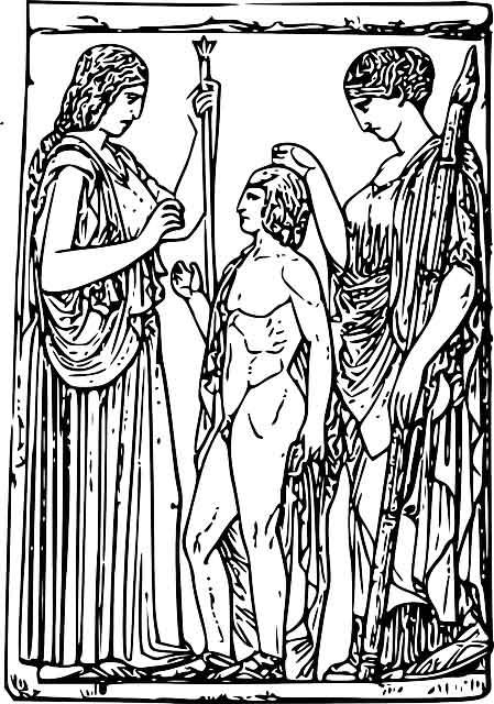 Perséphone : la déesse du monde souterrain