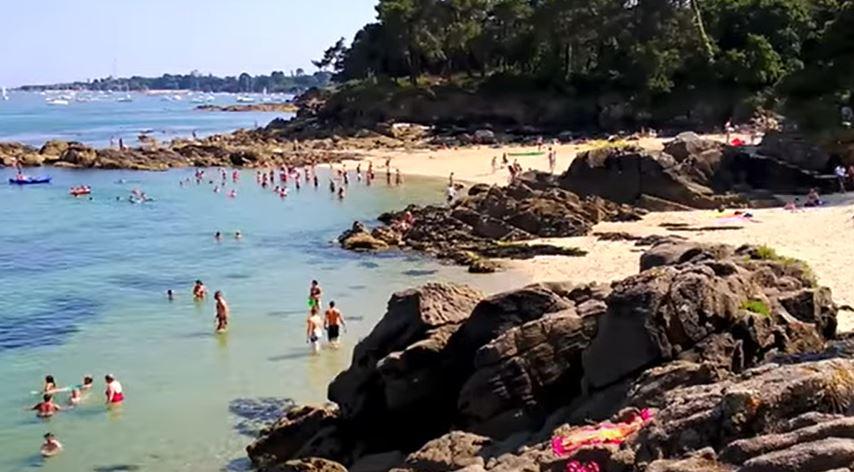 La plage de Bot Conan
